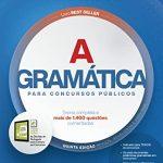 Livros de Gramática para concurso 🔝