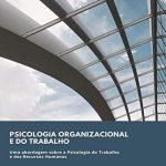 Livros de psicologia organizacional e do trabalho 🔝