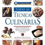 Livros de técnicas culinárias 🔝
